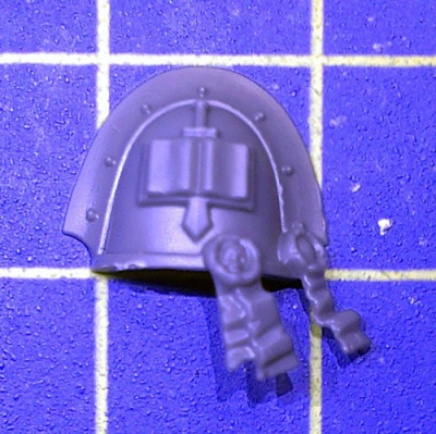 Wh40k GK Strike Squad Shoulder Pad C