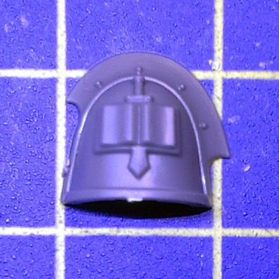 Wh40k GK Strike Squad Shoulder Pad E