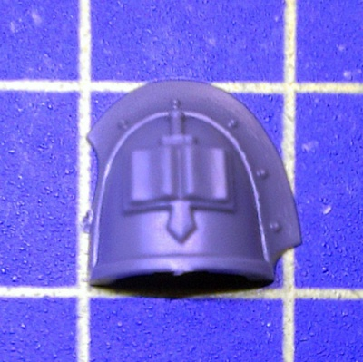 Wh40k GK Strike Squad Shoulder Pad F