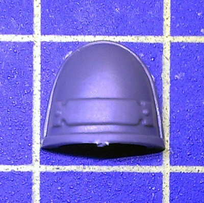 Wh40k GK Strike Squad Shoulder Pad H