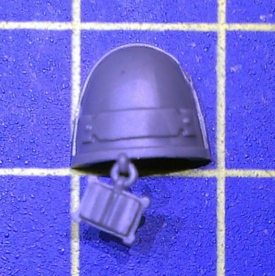 Wh40k GK Strike Squad Shoulder Pad J