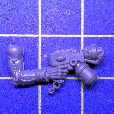 Wh40k Genestealer Cults Acolyte Hybrids Arm Hand Flamer Right A