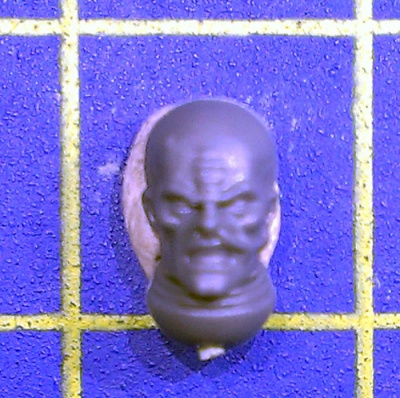 Wh40k Genestealer Cults Neophyte Hybrids 4th Gen Head A