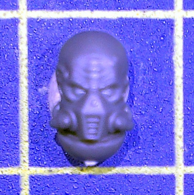 Wh40k Genestealer Cults Neophyte Hybrids 4th Gen Head J