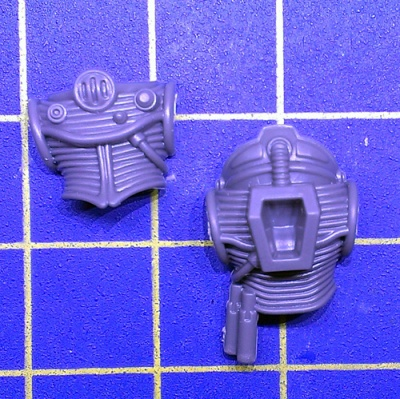 Wh40k Genestealer Cults Neophyte Hybrids Torso Heavy Weapon A