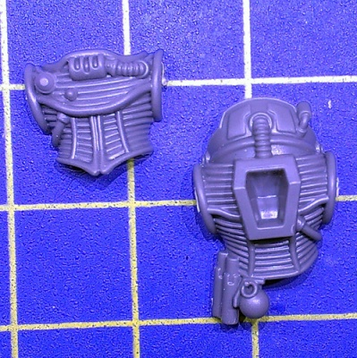 Wh40k Genestealer Cults Neophyte Hybrids Torso Heavy Weapon B