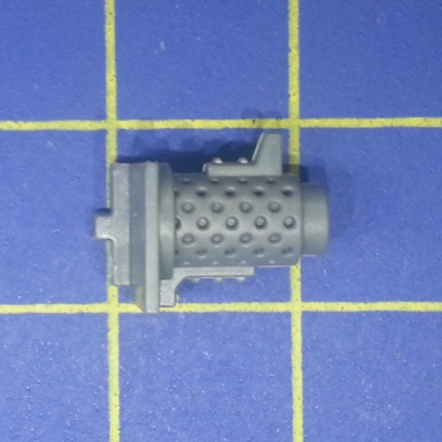 Wh40k Ork Flash Gitz Snazzgun Front Piece Weapon B