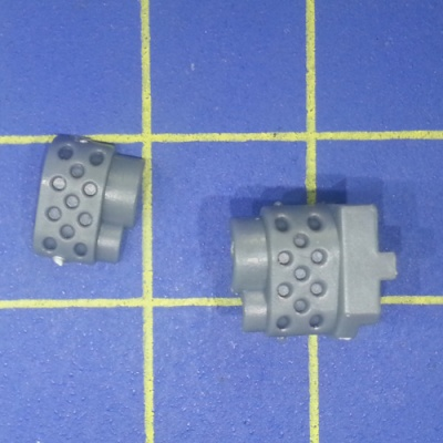 Wh40k Ork Flash Gitz Snazzgun Front Piece Weapon H