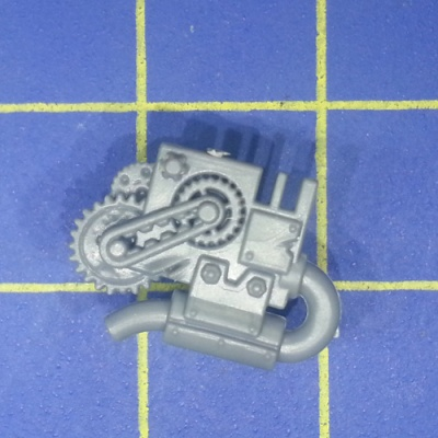 Wh40k Ork Flash Gitz Snazzgun Back Piece A