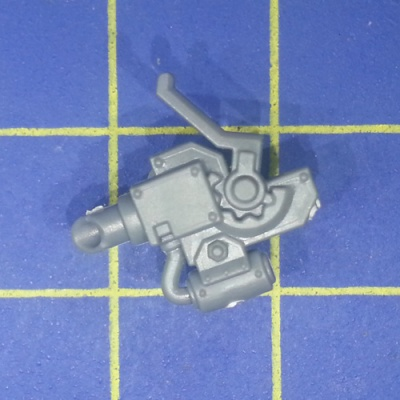 Wh40k Ork Flash Gitz Snazzgun Back Piece E