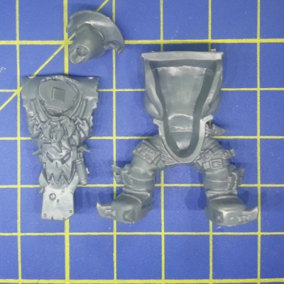 Wh40k Ork Flash Gitz Body B