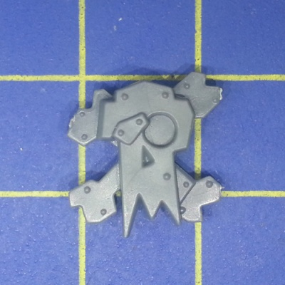 Wh40k Ork Flash Gitz Icon K