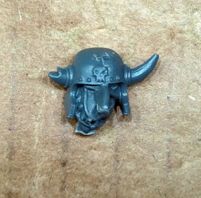 Ork Gretchin Head D