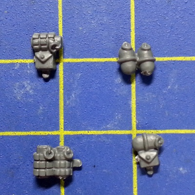 Wh40k SM Scouts Accessories B