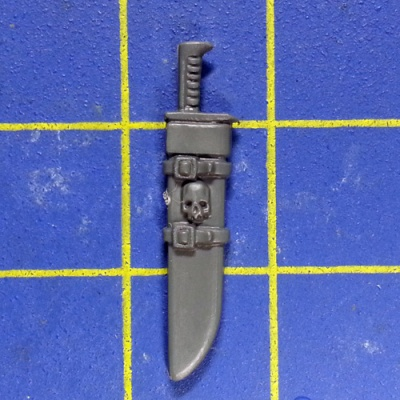 Wh40k SM Scouts Sheated Knife