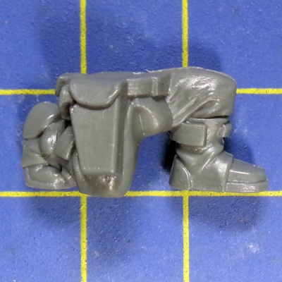 Wh40k SM Scouts with Sniper Rifles Legs B