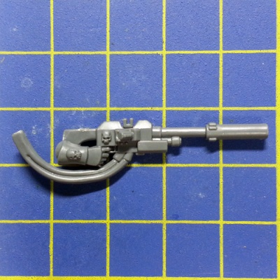 Wh40k SM Scouts Sniper Rifle A