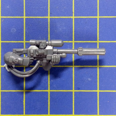 Wh40k SM Scouts Sniper Rifle B