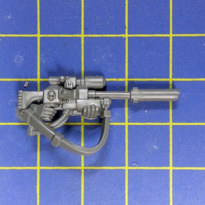 Wh40k SM Scouts Sniper Rifle C