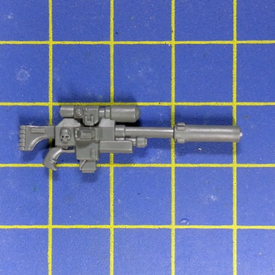 Wh40k SM Scouts Sniper Rifle D