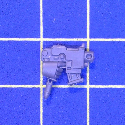 Wh40k SM Tactical Squad 2013 Bolt Pistol