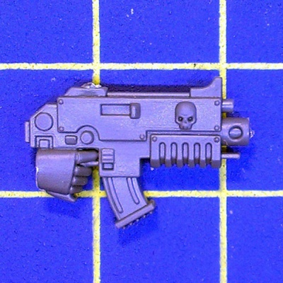 Wh40k SM Tactical Squad Bolter A