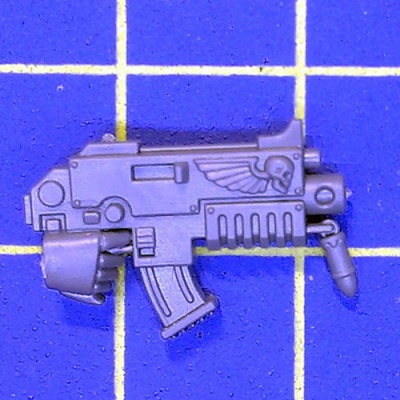 Wh40k SM Tactical Squad Bolter B