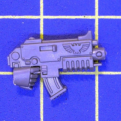 Wh40k SM Tactical Squad Bolter C
