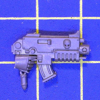 Wh40k SM Tactical Squad Bolter D