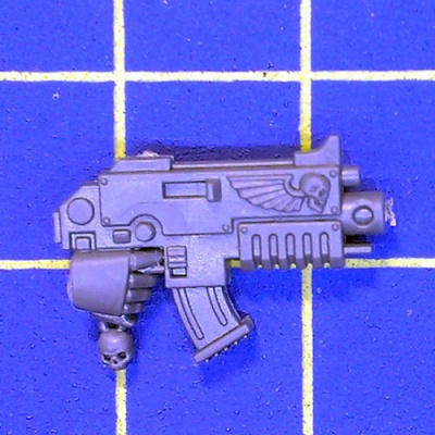 Wh40k SM Tactical Squad Bolter E