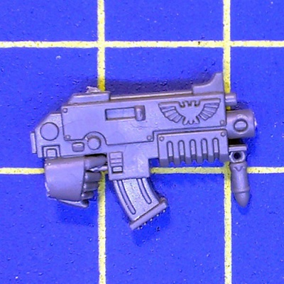 Wh40k SM Tactical Squad Bolter F