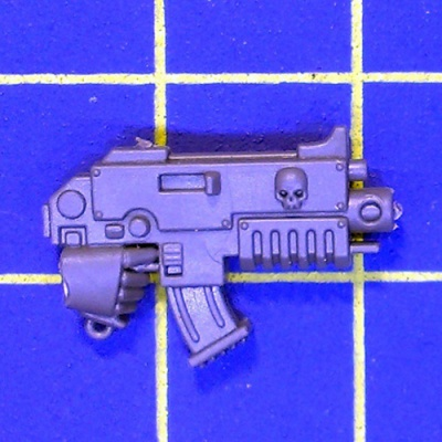 Wh40k SM Tactical Squad Bolter G