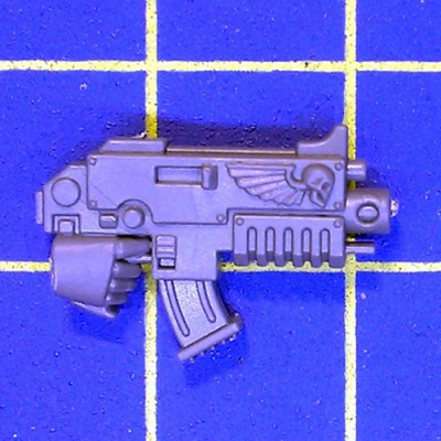 Wh40k SM Tactical Squad Bolter H
