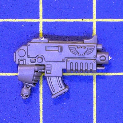 Wh40k SM Tactical Squad Bolter I