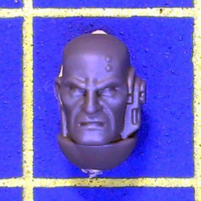 Wh40k SM Tactical Squad Head B