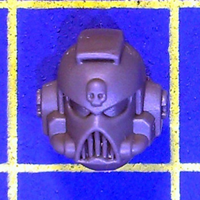 Wh40k SM Tactical Squad Head G