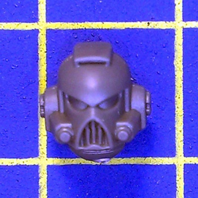 Wh40k SM Tactical Squad Head H