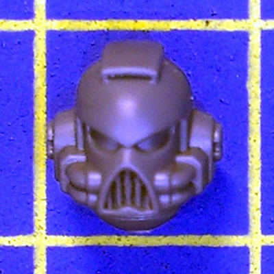 Wh40k SM Tactical Squad Head I