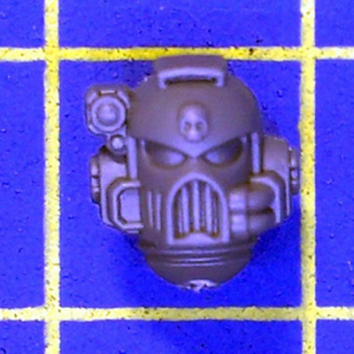 Wh40k SM Tactical Squad Head J
