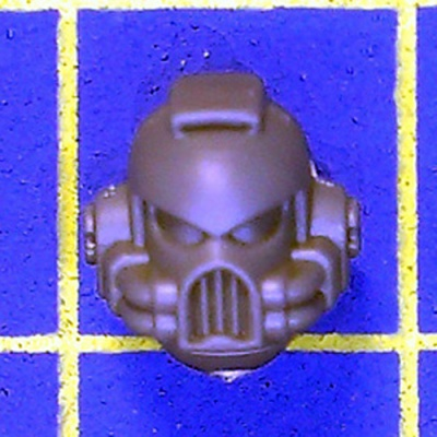 Wh40k SM Tactical Squad Head K