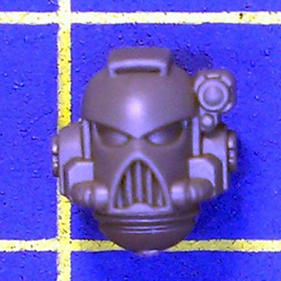 Wh40k SM Tactical Squad Head M