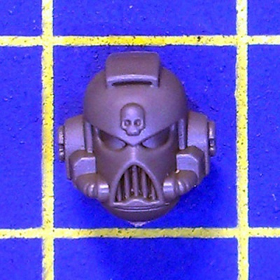 Wh40k SM Tactical Squad Head N