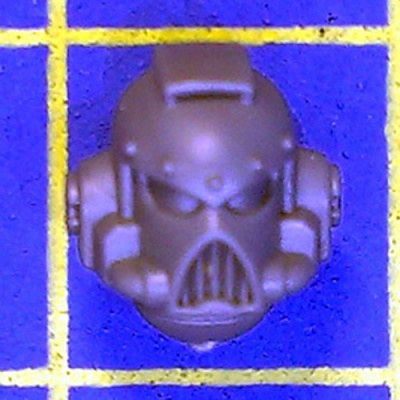 Wh40k SM Tactical Squad Head P