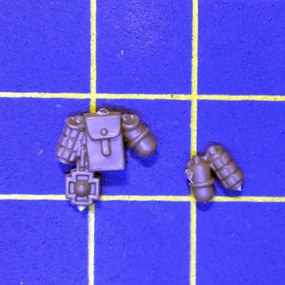 Wh40k SM Sternguard Veterans Grenades