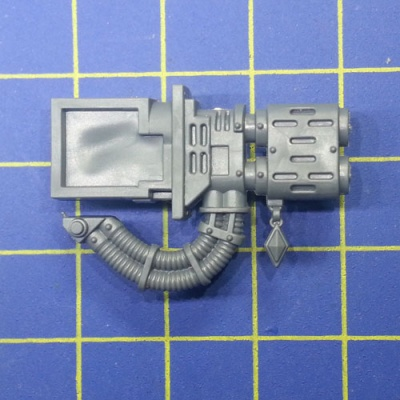 Wh40k SW Dreadnought Multitermico