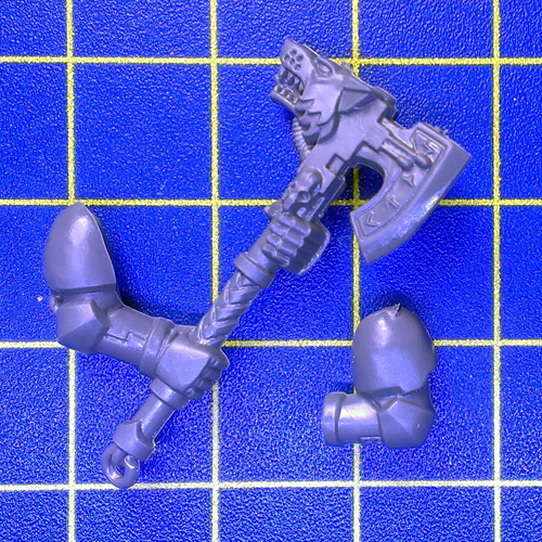Wh40k SW Pack Frost Axe