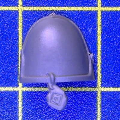 Wh40k SW Pack Shoulder Pad E