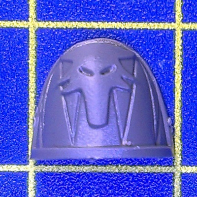 Wh40k SW Pack Shoulder Pad M