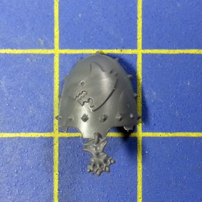 Wh40k SW Upgrades Shoulder Pad F
