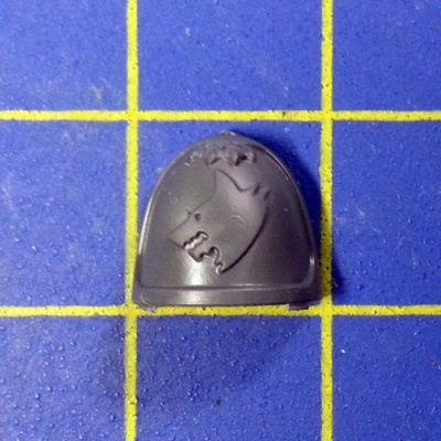 Wh40k SW Upgrades Shoulder Pad G
